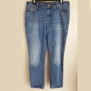 J Brand Blue Jeans skinny high waist 30